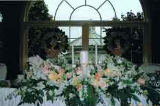 Brierwood Country Club Wedding Flowers Hamburg NY