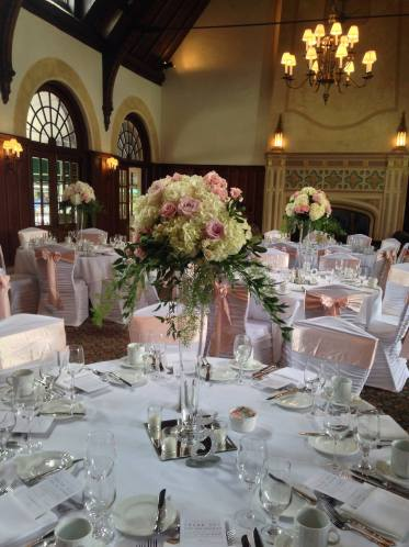 Amherst NY Wedding Flowers