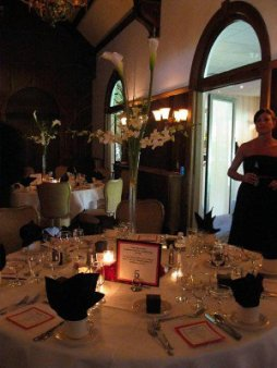 Brookfield Country Club Wedding Reception Williamsville NY
