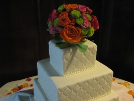 Fox Valley Country Club Wedding Reception Flowers Clarence NY