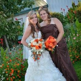 Becker Farms Wedding Flowers