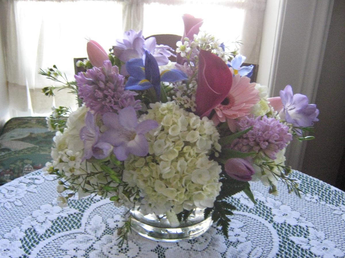 Wedding Centerpiece In Buffalo NY Buffalo Wedding Event Flowers