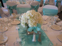 Wedding Flowers at Brookfield Country Club Williamsville NY