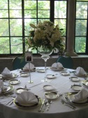 Twentieth Century Club Wedding Flowers Buffalo NY