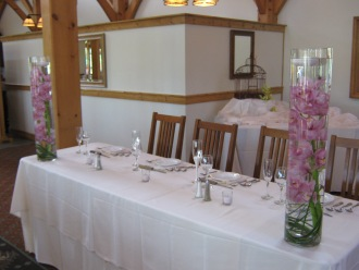 Arrowhead Wedding Flowers Akron NY