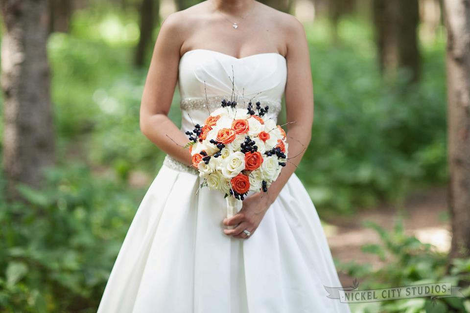 Snapdragon Bouquet Blue