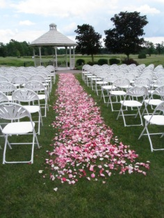 Amherst, NY Wedding Flowers