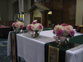 Wedding flowers, clarence, ny