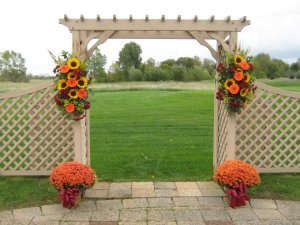 Akron, NY Wedding Florist