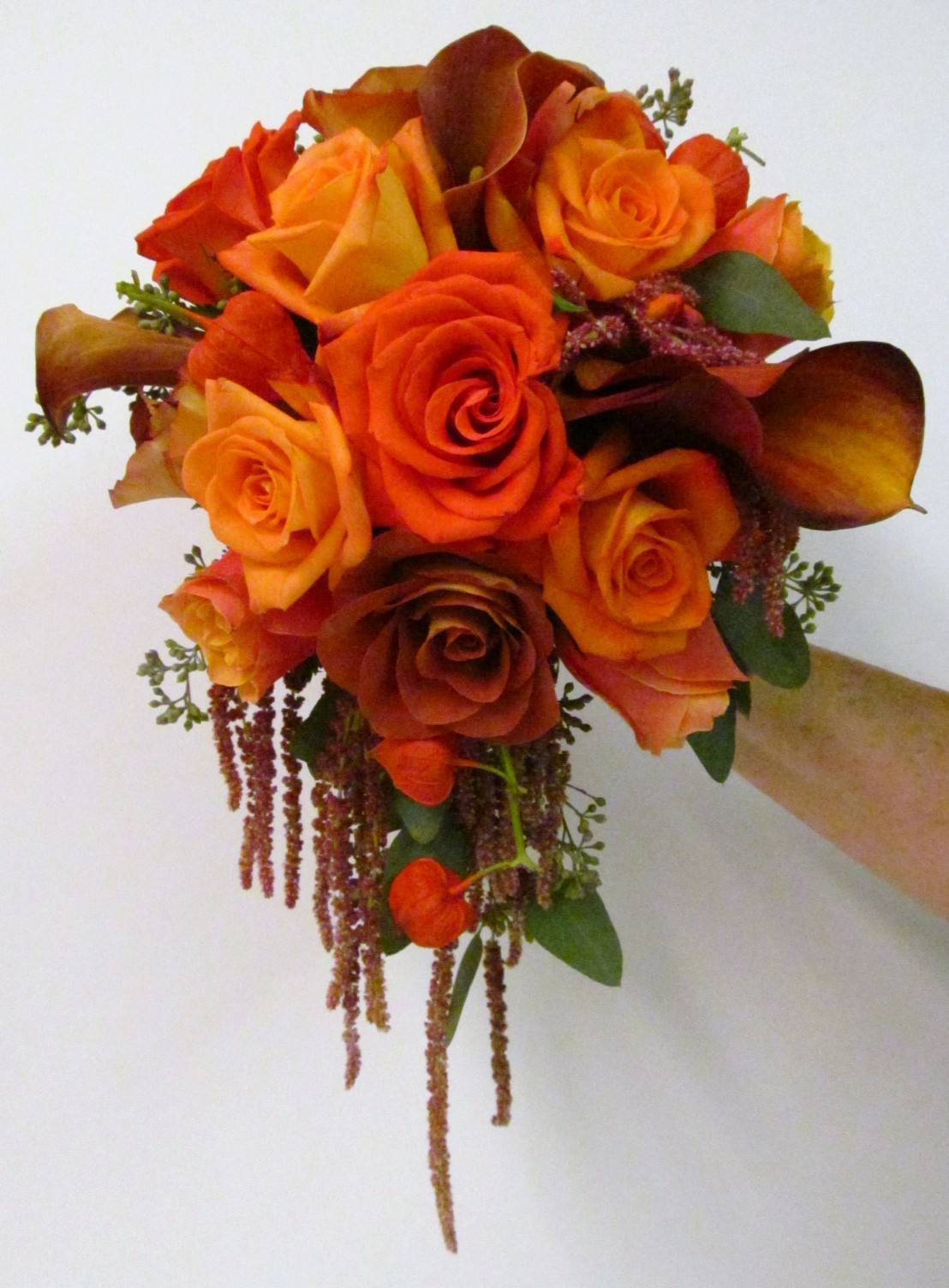 Bridal Bouquet | Buffalo Wedding & Event Flowers by Lipinoga Florist
