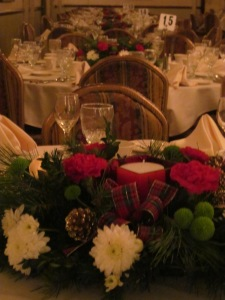 christmas party flowers (4)