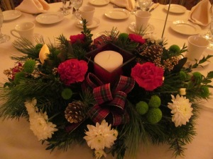 christmas party flowers (5)