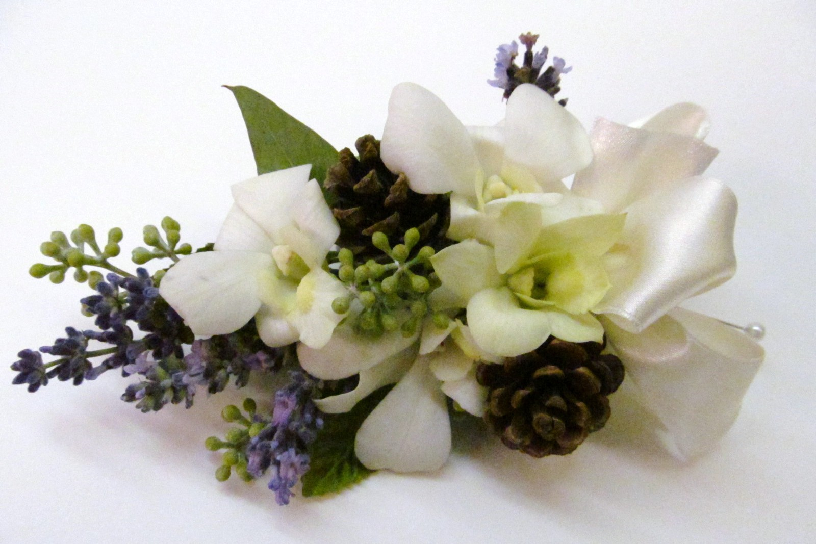 Fresh Lavender Buffalo Wedding Event Flowers By Lipinoga Florist