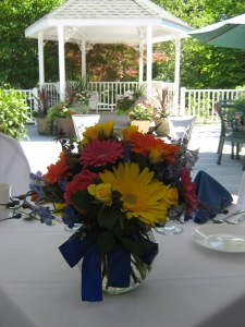 Wedding Centerpiece at Klocs Grove