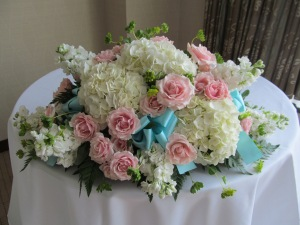 Wedding Flowers Buffalo Embassy Suites