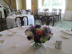 Country Club of Buffalo Wedding Flowers