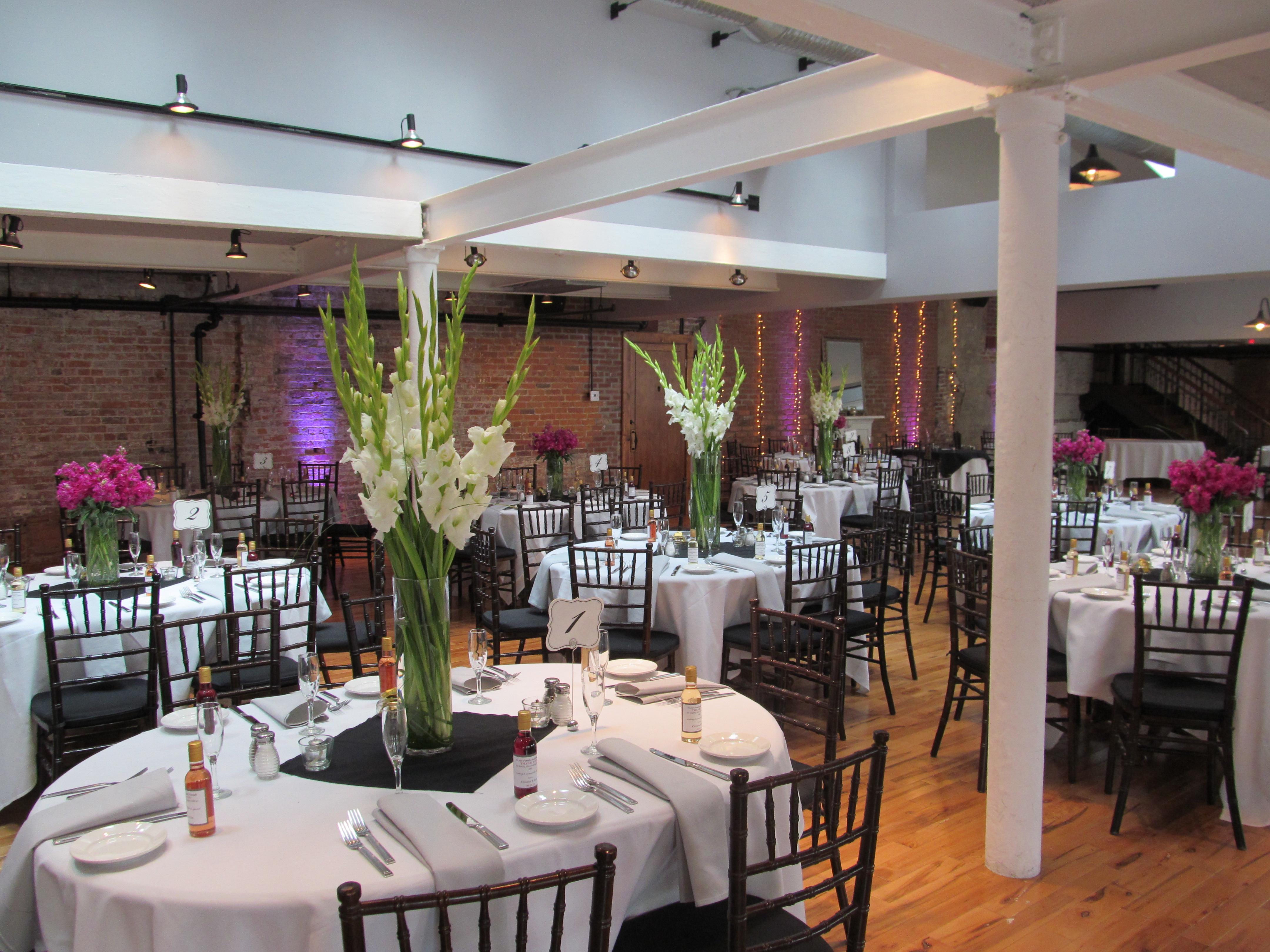 Gladiolus Buffalo Wedding Event Flowers by Lipinoga Florist