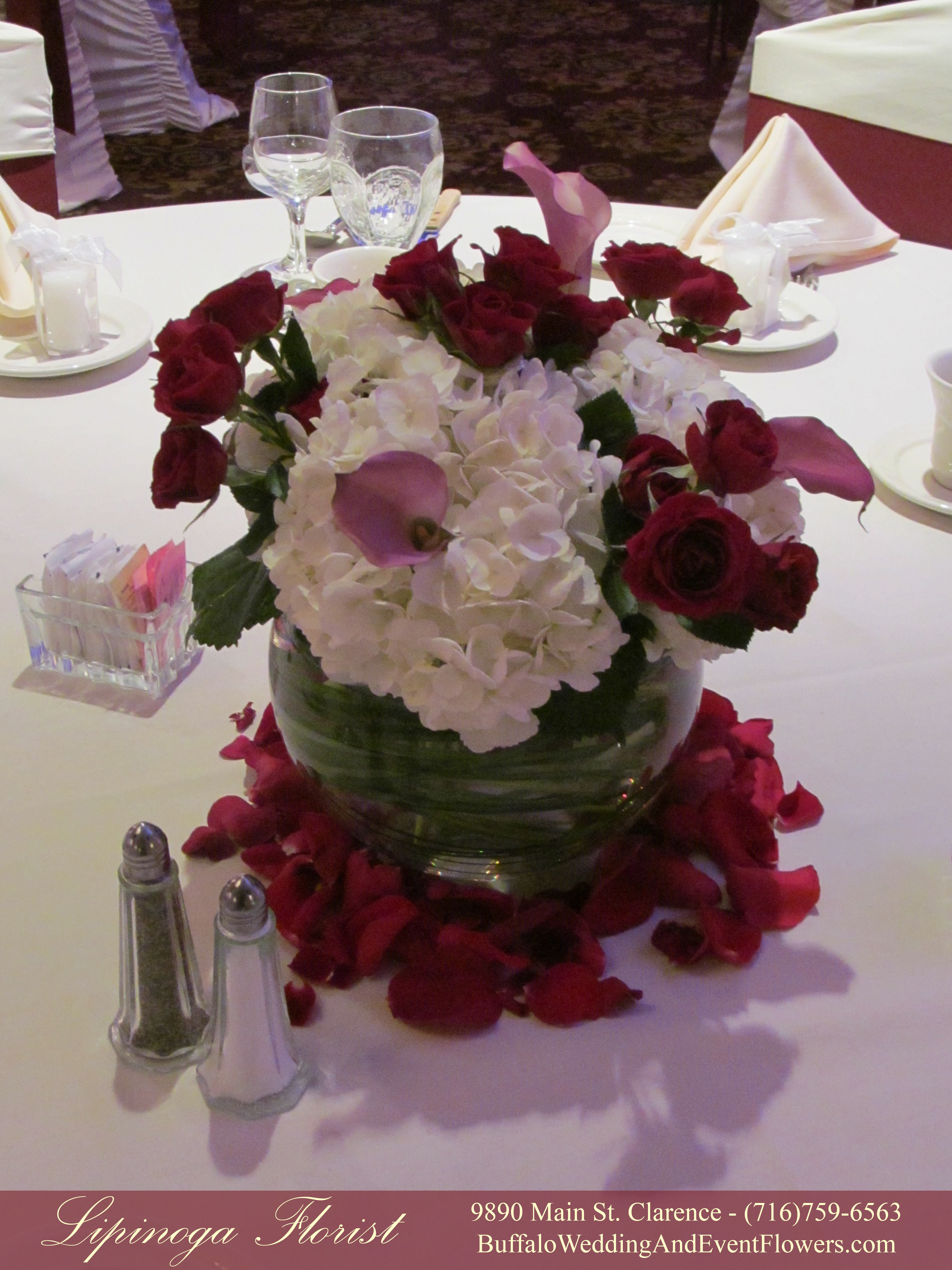 Salvatore S Buffalo Ny Wedding Buffalo Wedding Event Flowers By