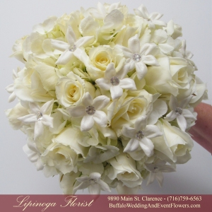 bridal bouquet marriott amherst ny