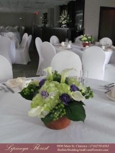 Milo's Williamsville NY Bridal Shower Flowers