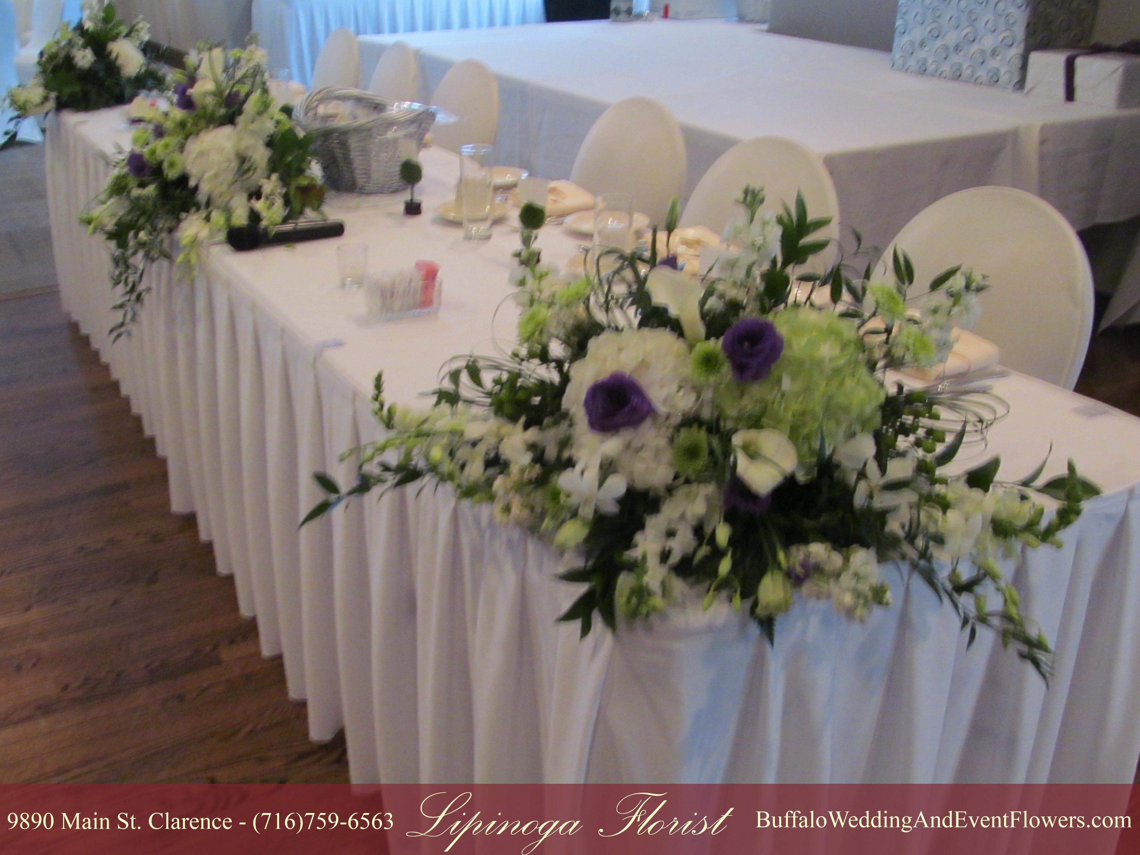 Calla Lilies Buffalo Wedding Event Flowers By Lipinoga Florist