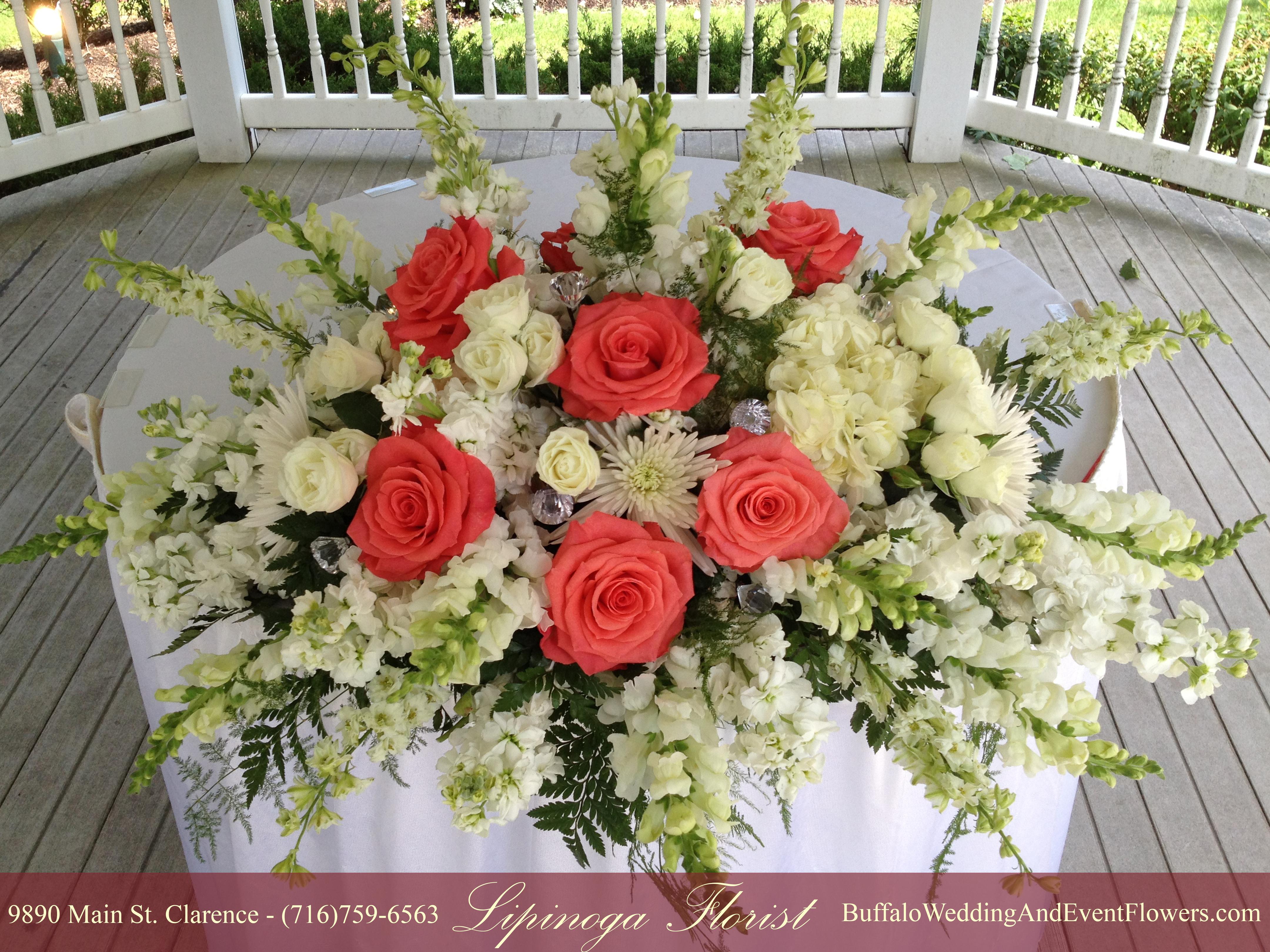wedding flowers marriott amherst ny