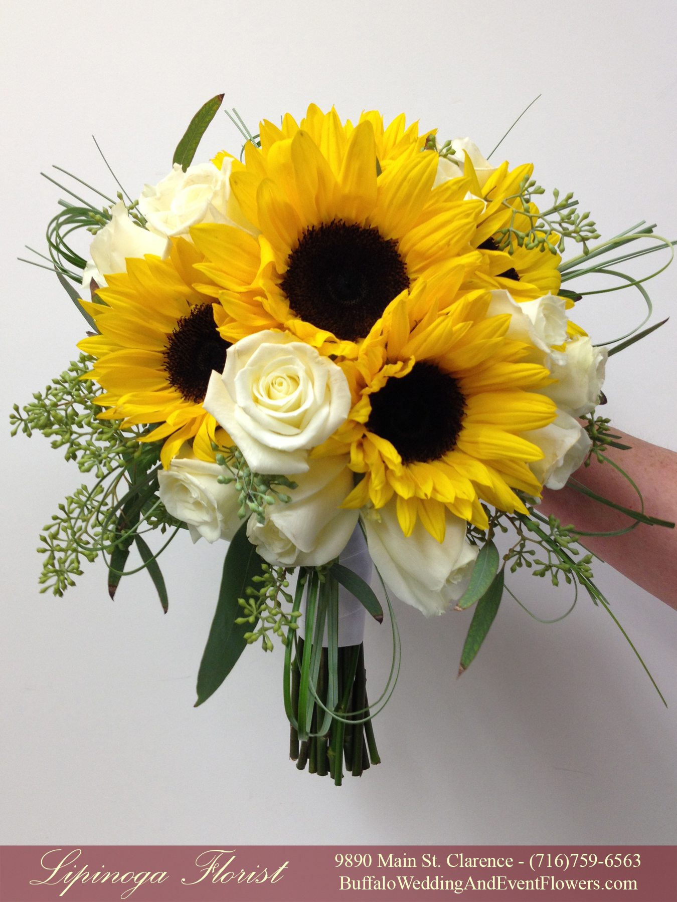 Summer Wedding Flowers Buffalo Wedding Event Flowers By Lipinoga