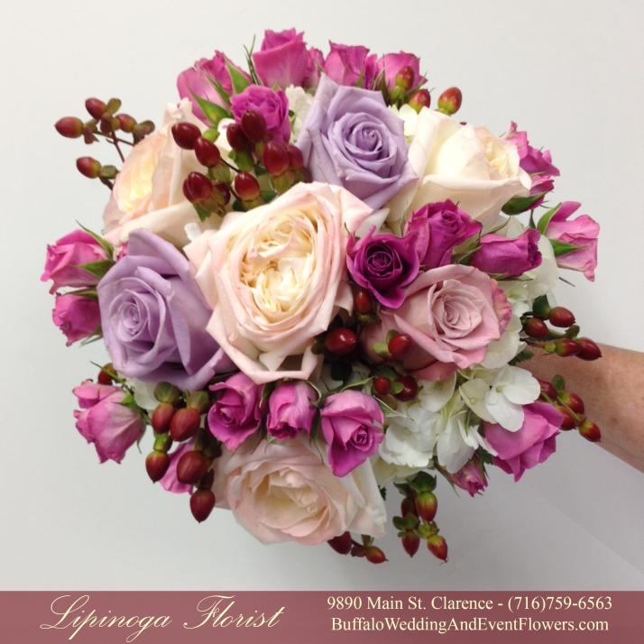 Buffalo NY Wedding Florist