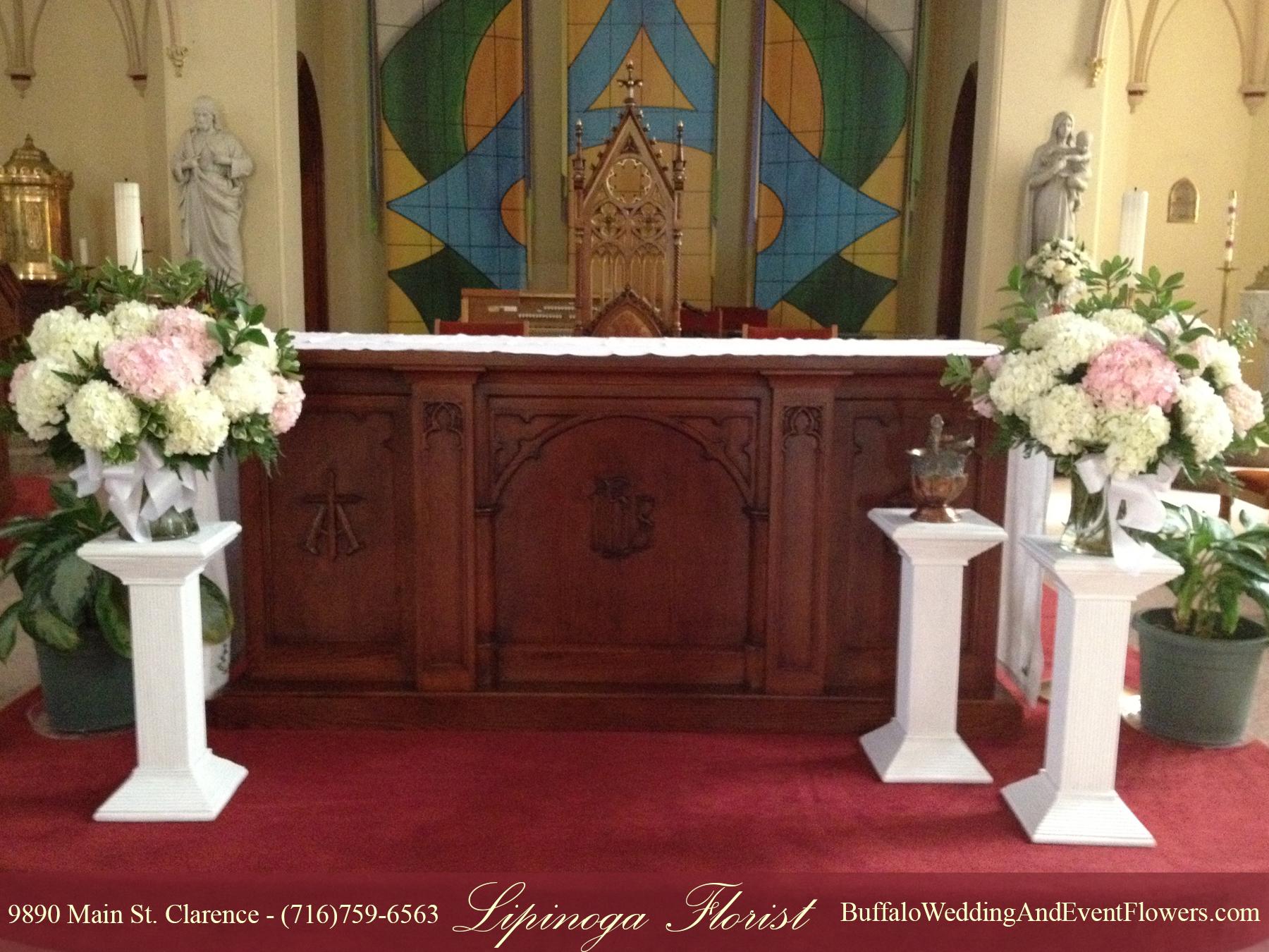 Buffalo NY Buffalo Wedding Event Flowers By Lipinoga Florist