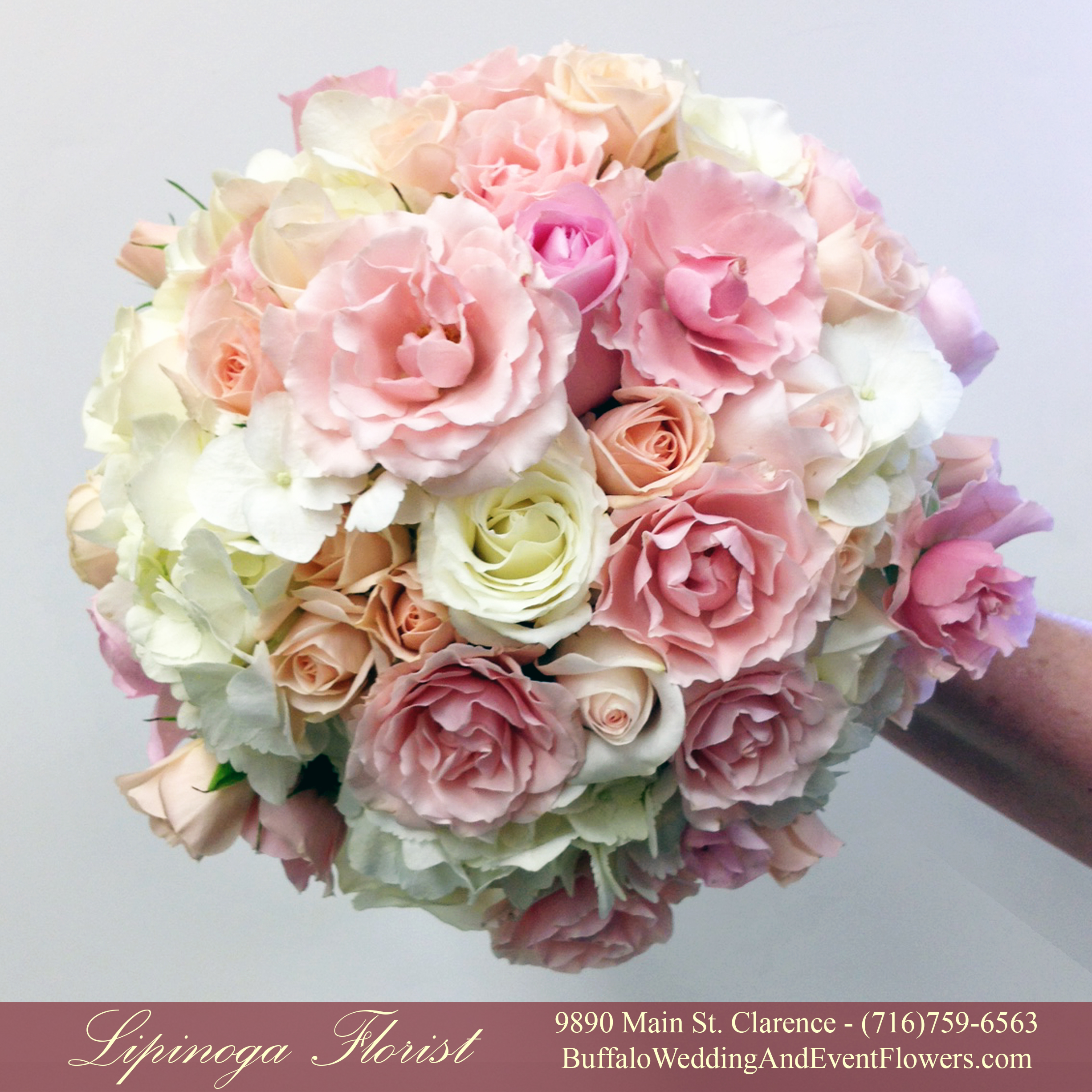 Romantic Wedding Flowers | Buffalo Wedding & Event Flowers by ...
