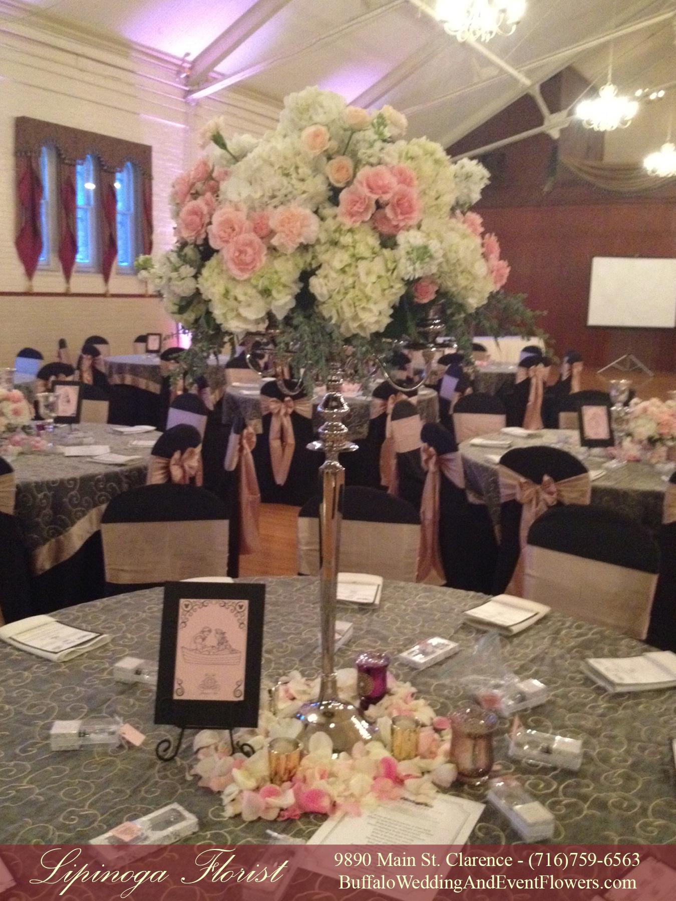 Pink buffalo wedding amp event flowers by lipinoga florist