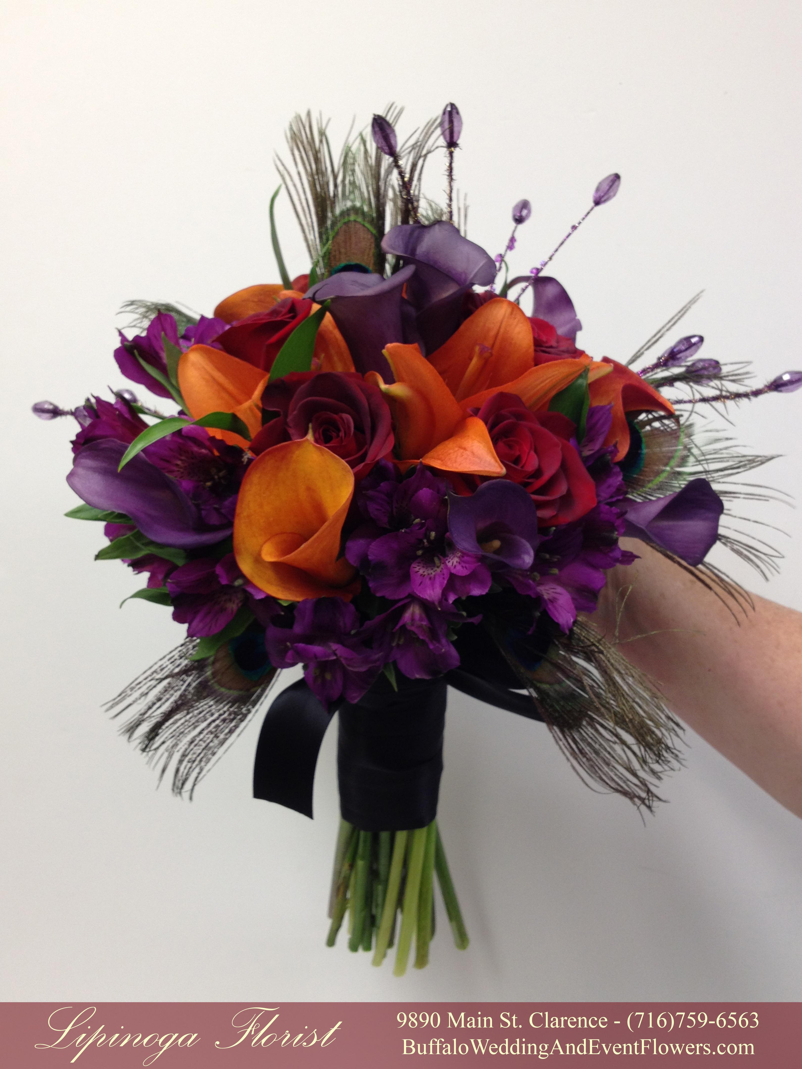 fall wedding flowers | Buffalo Wedding & Event Flowers by Lipinoga ...