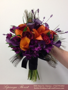 fall wedding flowers buffalo ny