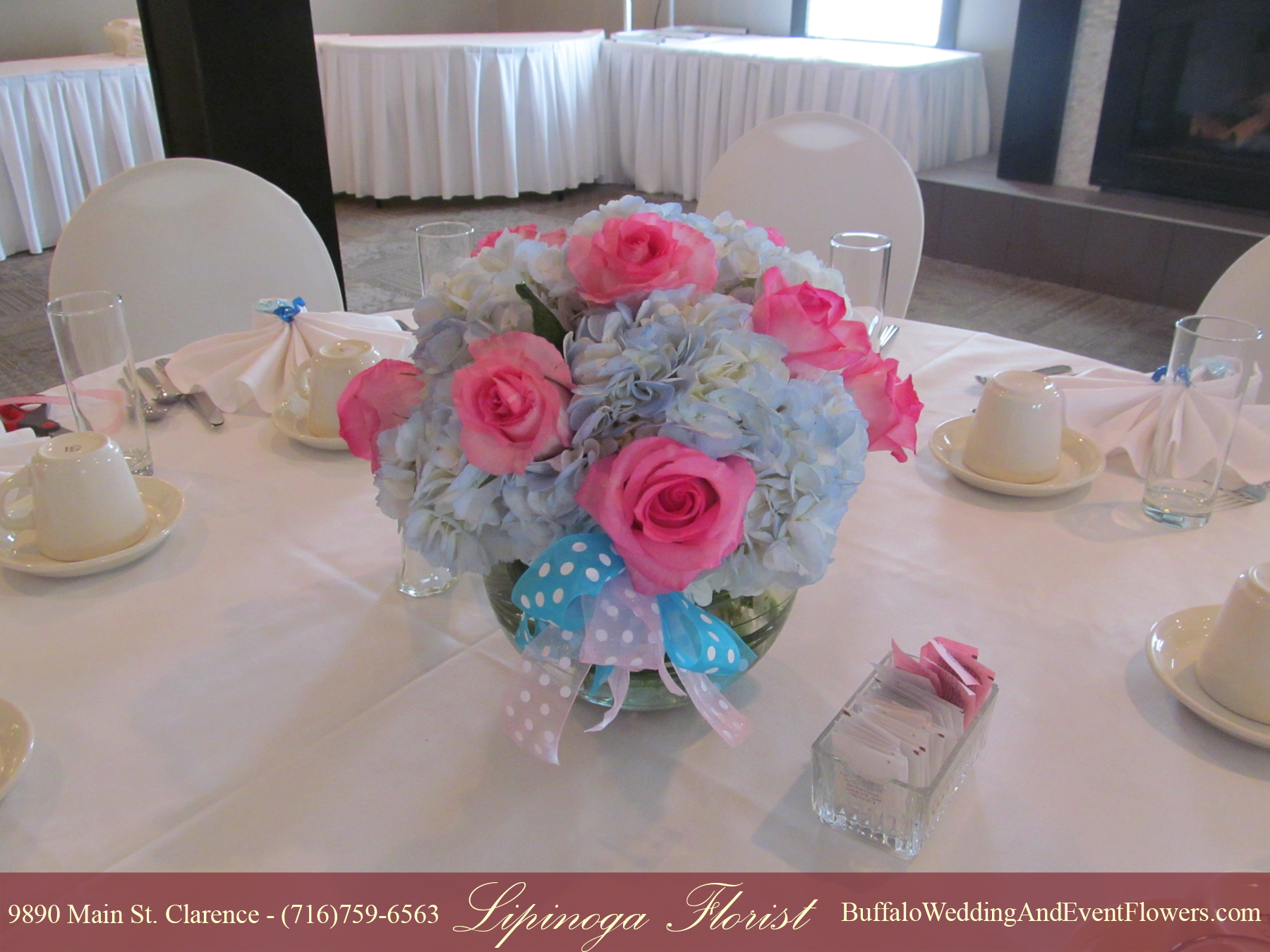 Baby Shower Flower Images ~ Baby shower centerpiece buffalo wedding event flowers