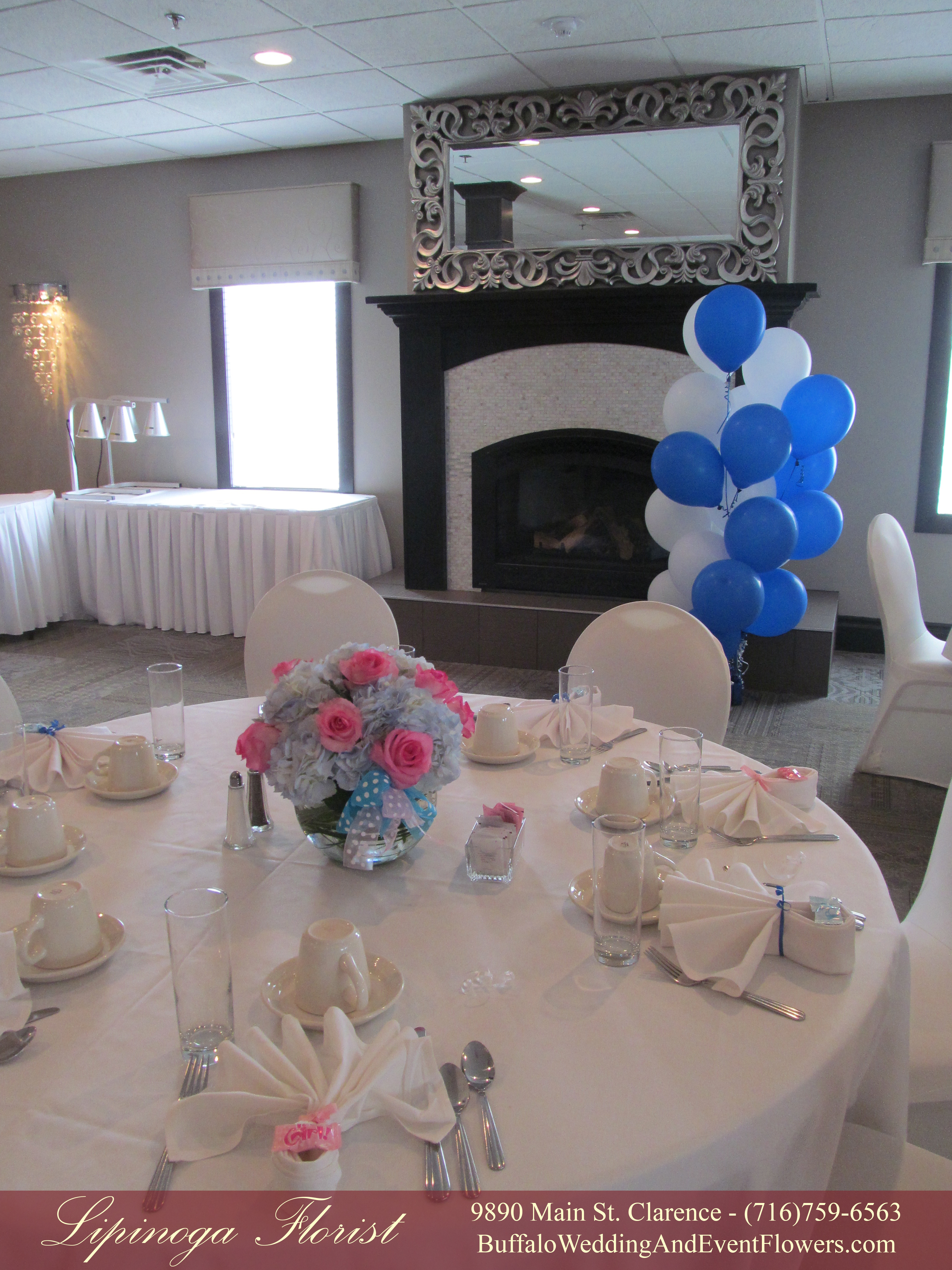 Baby Shower Williamsville Ny Buffalo Wedding Event Flowers By