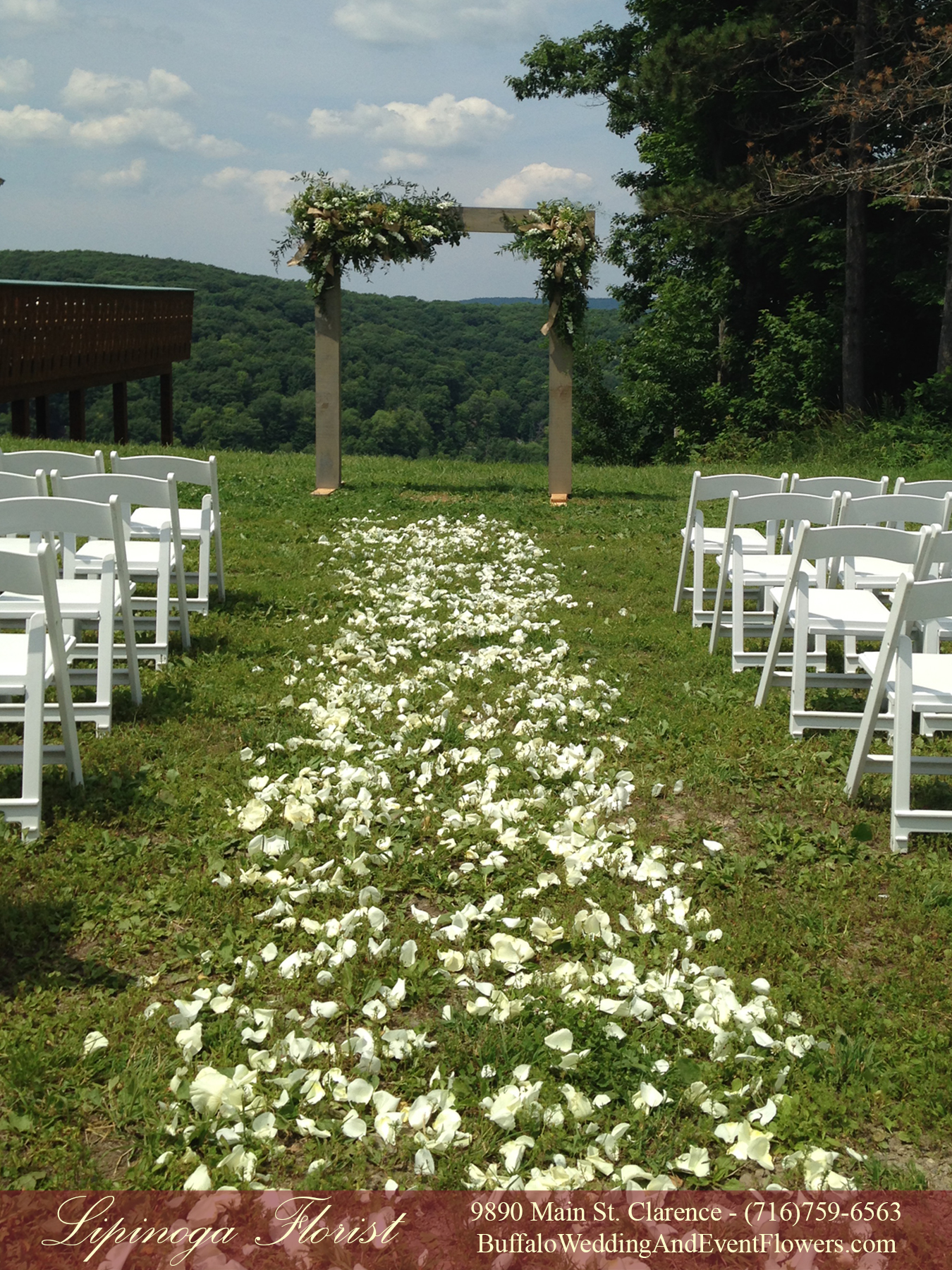 A Rustic Wedding At Holiday Valley In Ellicottville