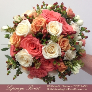 wedding florist buffalo fall