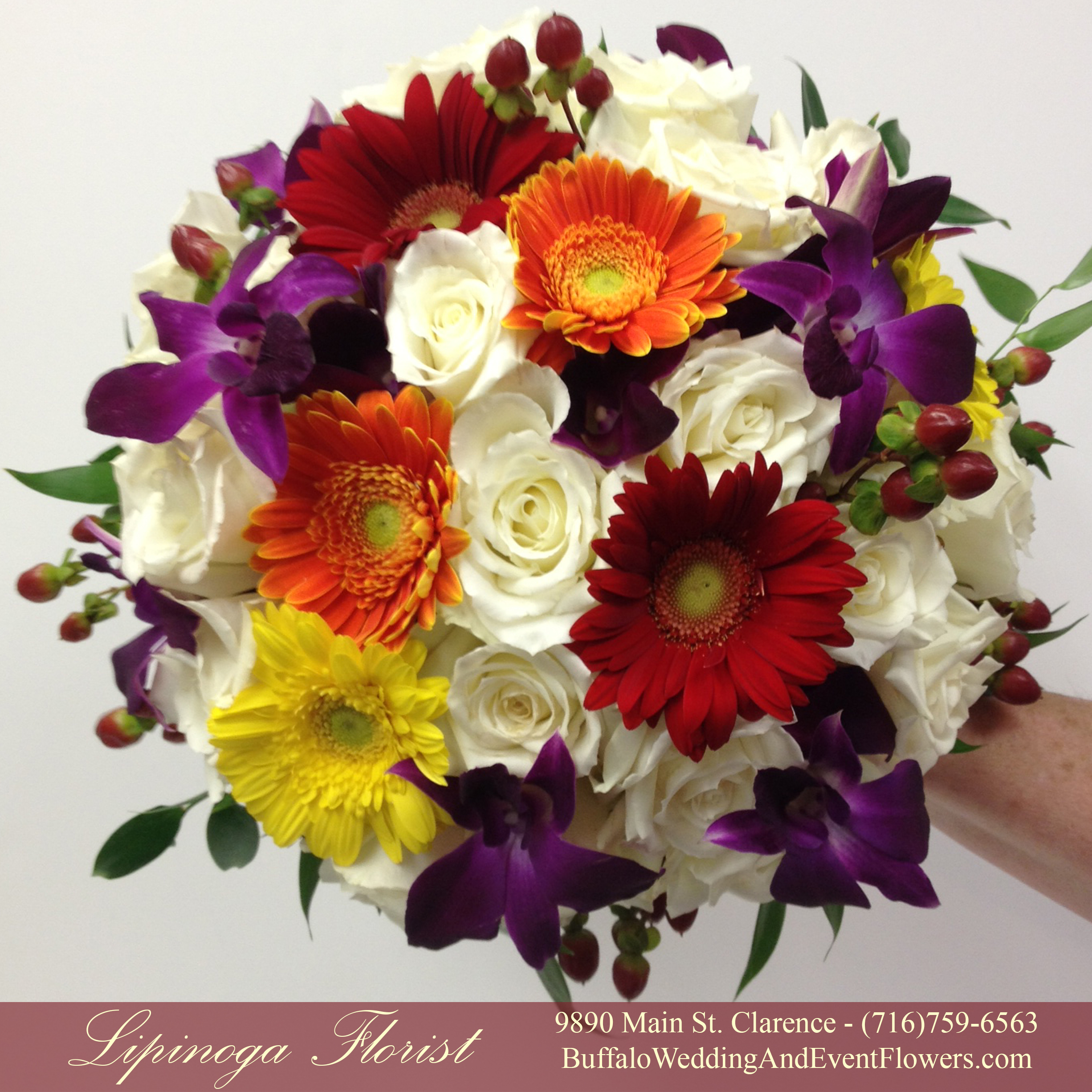 Fall Bridal Bouquets Buffalo Wedding Amp Event Flowers By
