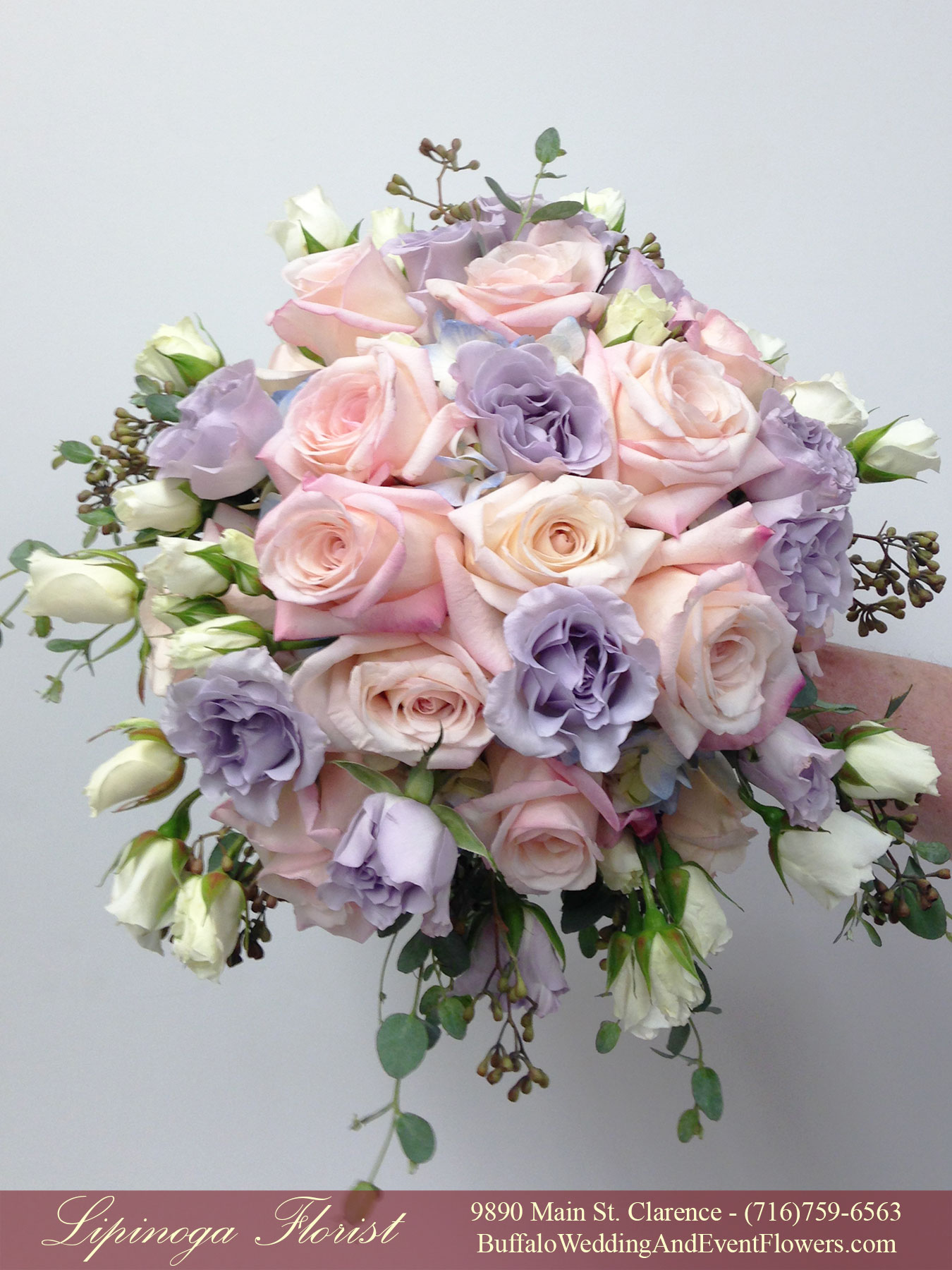 April 2015 Buffalo Wedding Event Flowers By Lipinoga Florist
