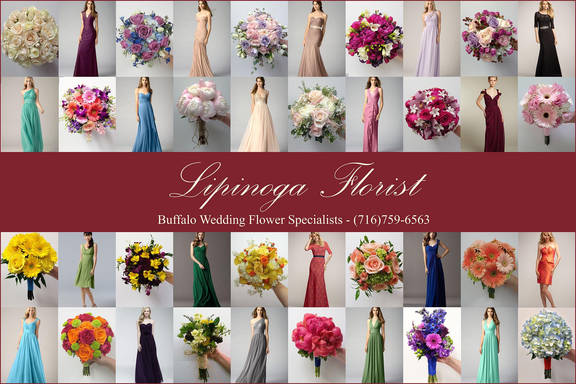 April | 2015 | Buffalo Wedding & Event Flowers by Lipinoga Florist