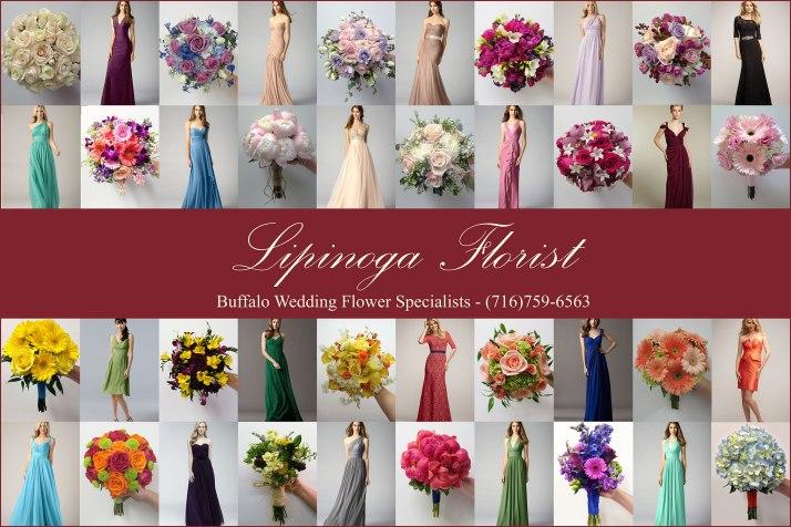 buffalo ny bridal bouquets