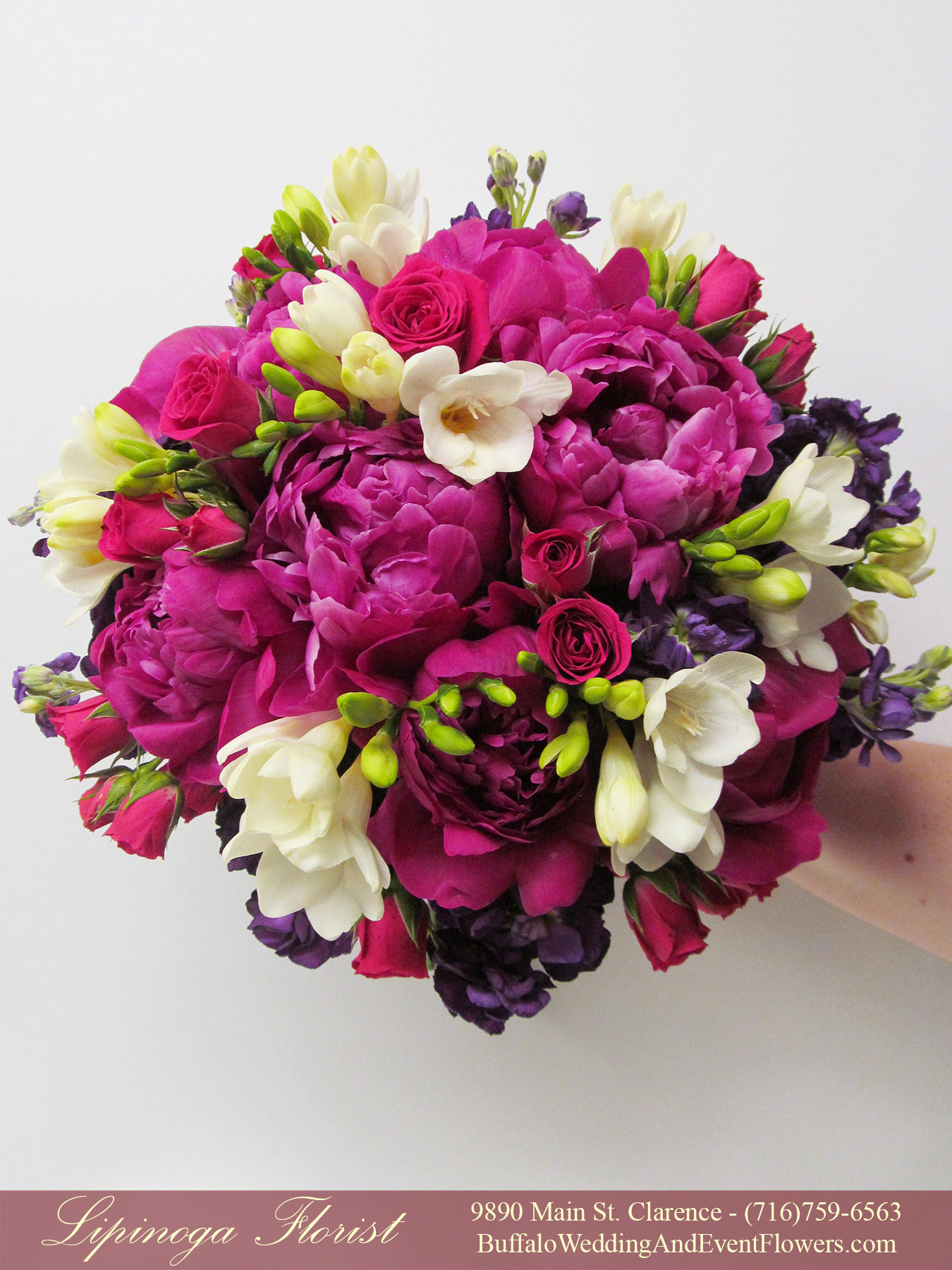 Wedding Bouquet Flower Combinations : Top bridesmaid bouquet dress color combinations of