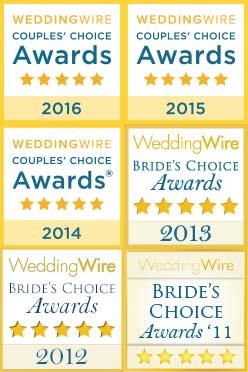 wedding wire award 2016